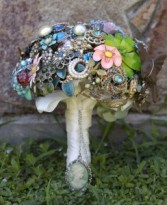 Customized Brooches Bouquets Handheld Bouquet