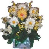 DAISY LOLLIPOP BASKET Gift Basket in Pembroke, MA | CANDY JAR AND DESIGNS IN BLOOM