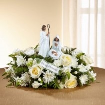 DaySpring God's Gift of Love™ Centerpiece  holiday