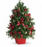 Deck the Halls Tree Christmas