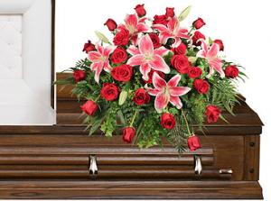 DEDICATION OF LOVE Funeral Flowers in Richland, WA | ARLENE'S FLOWERS AND GIFTS