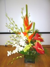 DELUXE FANTASY Tropical Arrangement
