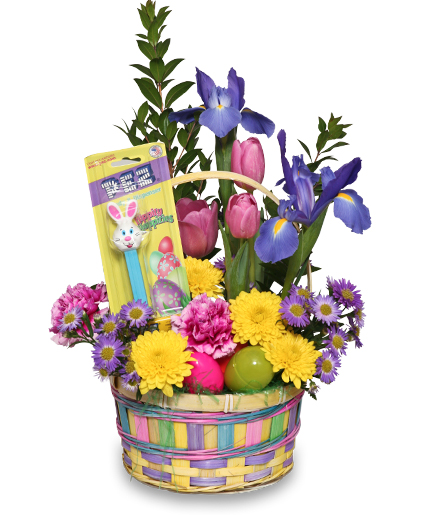 Easters on its way easter flowers in wellington co easter flowers negle Gallery