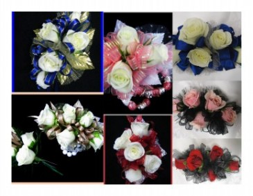 Enchanted Rose Color Possibilities  From some of our samples
