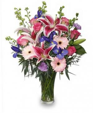 Enjoy Your Day Bouquet in Berwick, LA | TOWN & COUNTRY FLORIST & GIFTS, INC.