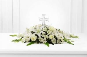 Eternal Light Funeral Flowers in Richland, WA | ARLENE'S FLOWERS AND GIFTS