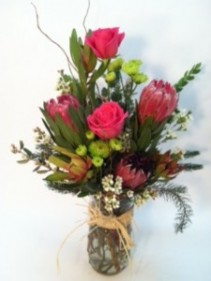 Exotic Protea Bouquet TVF Original