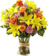 FIELDS OF EUROPE BOUQUET in Bethesda, MD | ARIEL FLORIST & GIFT BASKETS