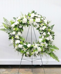 Fields of Green  Sympathy Arrangement