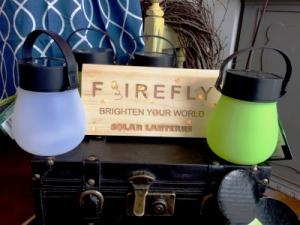 Firefly Solar Lantern  in Omaha, NE | ALL SEASONS FLORAL & GIFTS