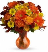 Forever Fall Arrangement Fall Flowers
