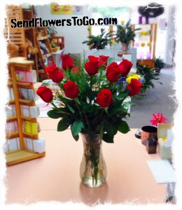 Forever Yours Classic Rose Bouquet in Colorado Springs, CO | FLOWERS TO GO