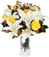 CLASSICAL FRAGRANT  FLOWERS  ARRANGEMENT in Rockville, MD | ROCKVILLE FLORIST & GIFT BASKETS