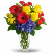 From my heart Birthday Flowers