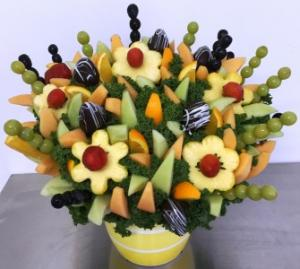 Fruit Garden Party Over 100 Skewers of Fruit!!! in Springfield, IL | FLOWERS BY MARY LOU INC