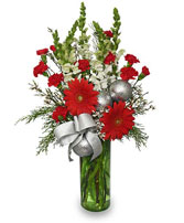 WINTER WISHES Bouquet in Victoria, BC | MAYFAIR FLOWER SHOP