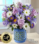 FTD Cottage Garden Arrangement vase arrangment