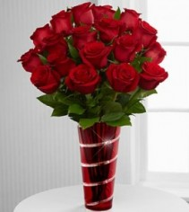 Love Red Roses Bouquet Valentine's