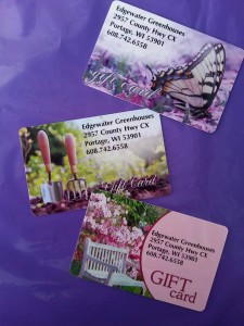 Gift Card  in Portage, WI | EDGEWATER HOME & GARDEN