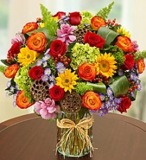 Glorious Fall Bouquet