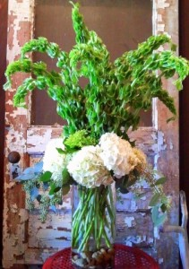 Green Giant Tall Arrangement