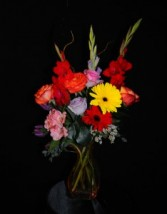 Happy Day Flowers  3D Signature Design - Best seller