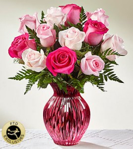 Happy Spring Mixed Rose Bouquet