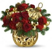 Have A Ball Bouquet Christmas
