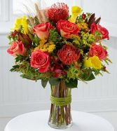 Heart of the Harvest Bouquet by Better Homes and Gardens Flower Arrangement