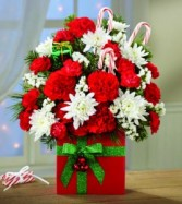Holiday Cheer Bouquet Christmas