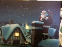 Illuminart - Santa @ The Chimney