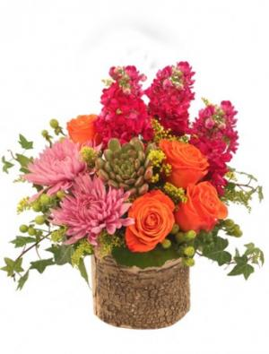 Ivy Rose Bouquet Arrangement in Pittsfield, MA | NOBLE'S FARM STAND AND FLOWER SHOP