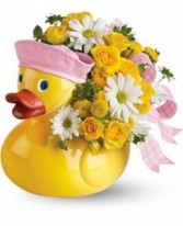 Just Ducky Bouquet New baby mix