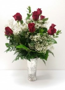 Just For Her #2 (Silver vase) Valentines
