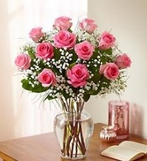 Keep Me in the Pink! 12, 18, or 24 Lovely Pink Roses
