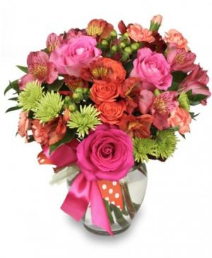 Language of Love Spring Flowers in Saskatoon, SK | QUINN & KIM'S GROWER DIRECT