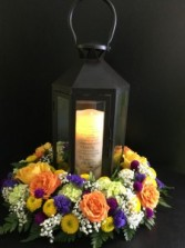 LED Flameless Memorial Candle  LEDbCandle Lantern
