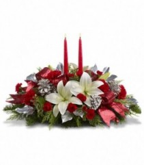 Lights Of Christmas Christmas Arrangement
