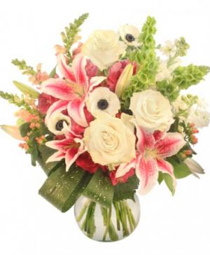 Love is Eternal Arrangement in San Bernardino, CA | INLAND BOUQUET FLORIST