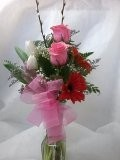 LOVE YOU BUNCHES VALENTINES VASE