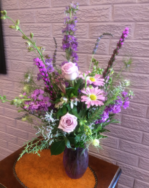 Luscious Lavendar   in Greeley, CO | ERICKSON'S FLOWERS