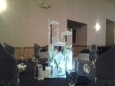 Moonlight Shades Submerged Centerpiece