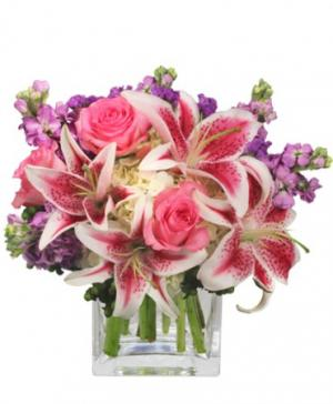 More Than Words... Flower Arrangement in Denver, CO | Indigo Iris Floral and Gift