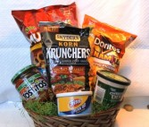 Nacho Basket Gift Basket LOCAL DELIVERY ONLY