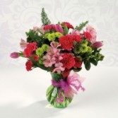 Nature`s Glory mixed bouquet