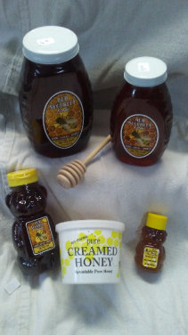 Old Security Honey Gift Items