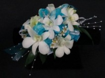 Orchid Elegance Corsage