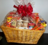 Peanut Butter Lovers Basket Gift Basket