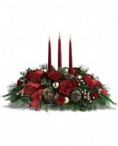 Christmas  Wishes Table Centerpiece