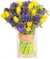 SPRING IN YOUR STEP BOUQUET in Rockville, MD | ROCKVILLE FLORIST & GIFT BASKETS